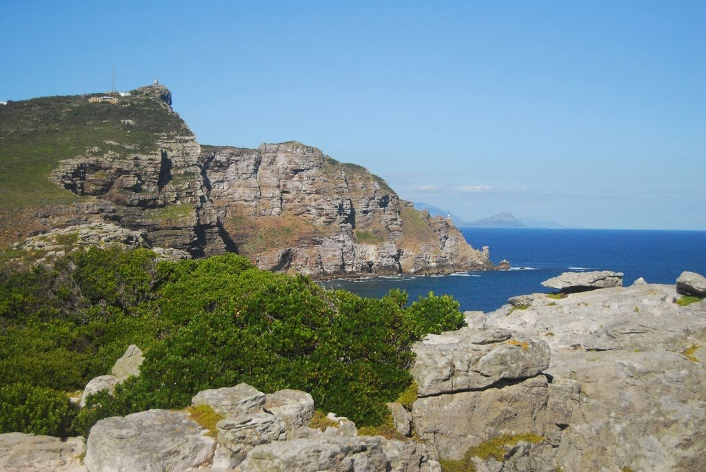 A Duck's Oven: Cape of Good Hope in Cape Town, South Africa.