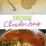 Cheddar Chowder