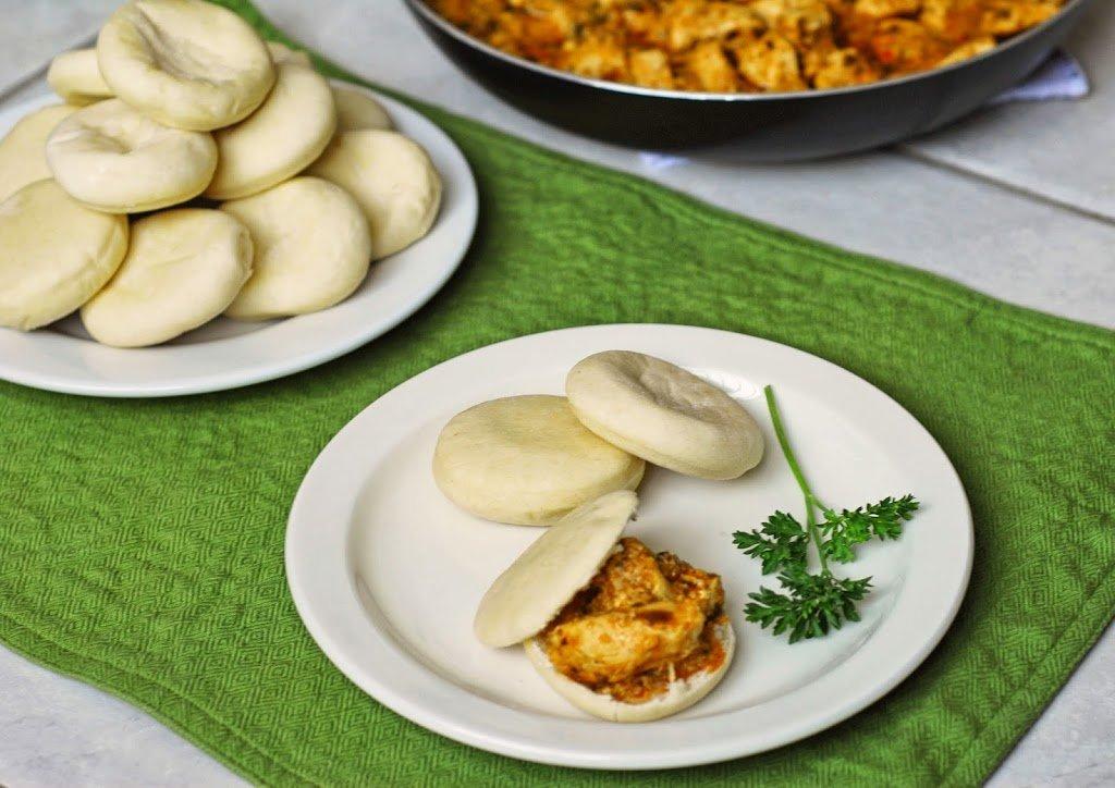 Coriander and Yogurt Chicken, great for dinner, even better leftovers for lunch! #chicken #dinner #coriander