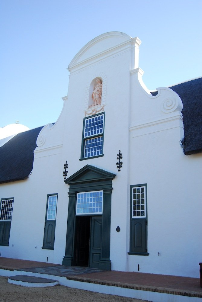 A Duck's Oven: Groot Constantia Wine Estate in Cape Town, South Africa
