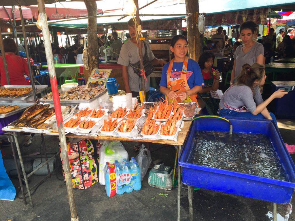 seafood-stand