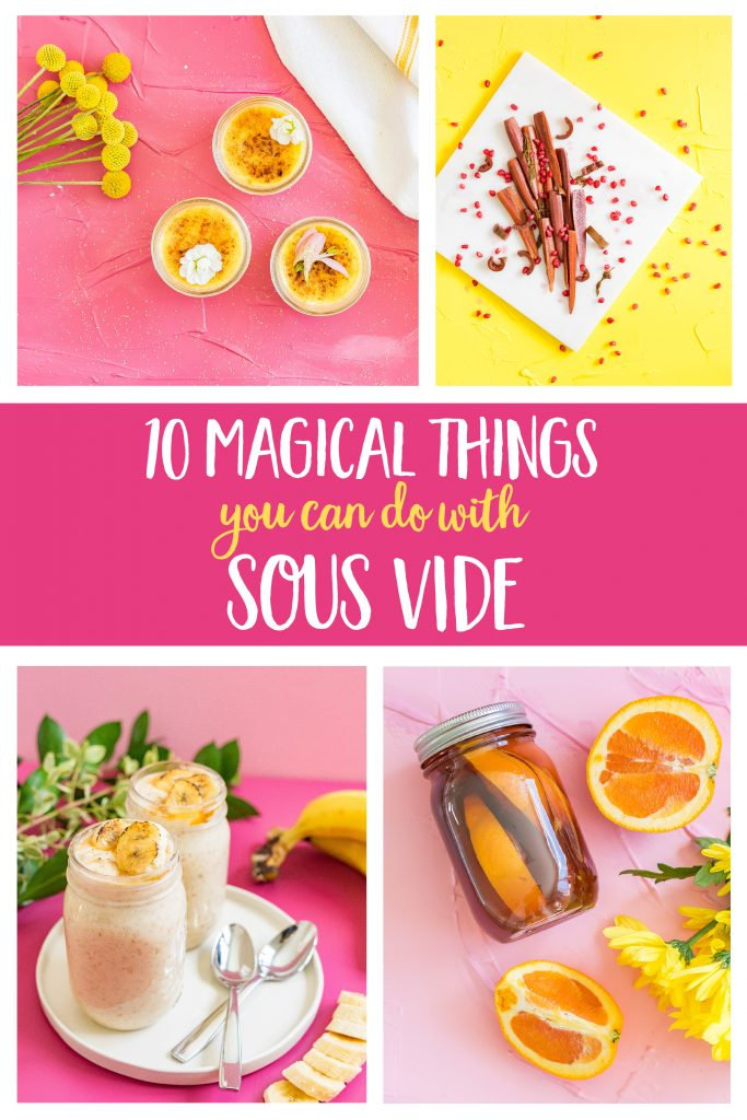 10 Magical Things You Can Do With Sous Vide