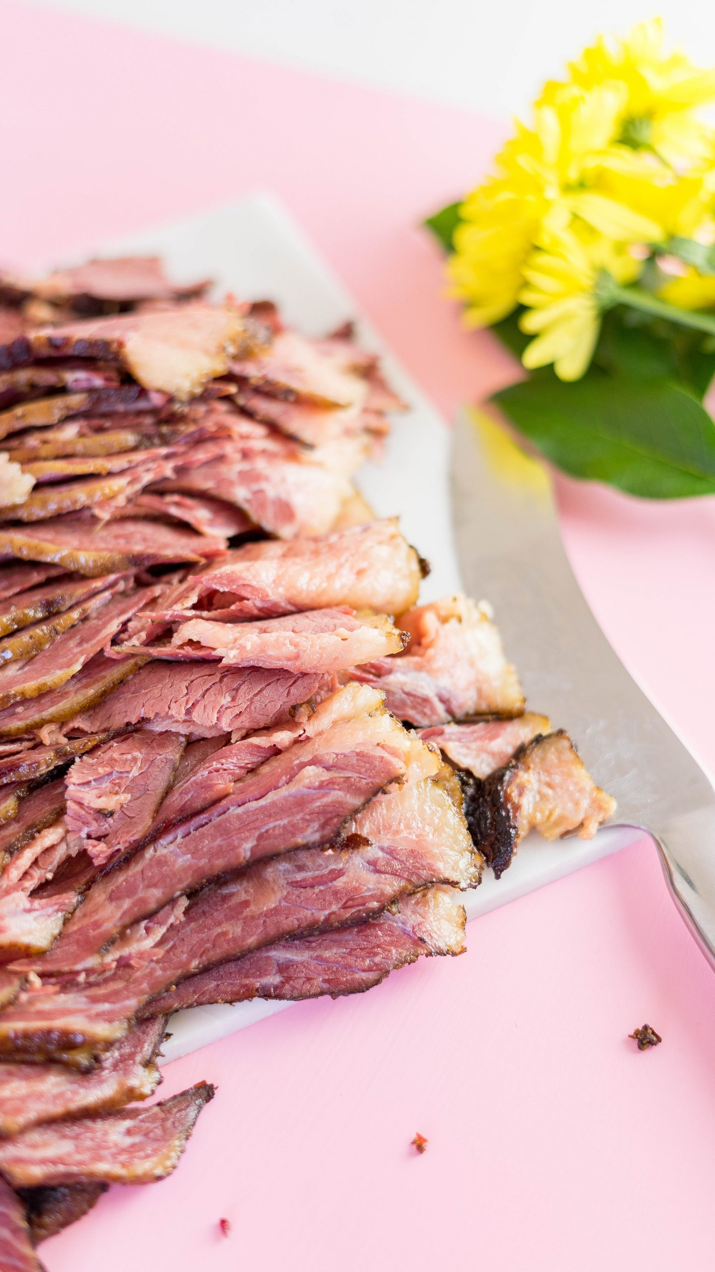 Sous Vide Pastrami A Duck S Oven